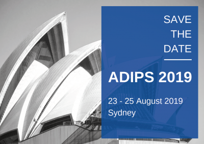 save the date adips 2019